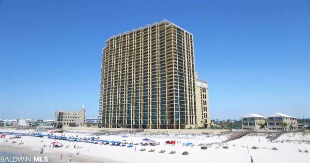 23450 Perdido Beach Blvd #1809, Orange Beach, AL 36561 (MLS #290532) :: The Kathy Justice Team - Better Homes and Gardens Real Estate Main Street Properties