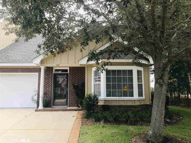 430 W Fort Morgan Hwy #304, Gulf Shores, AL 36542 (MLS #290544) :: Dodson Real Estate Group
