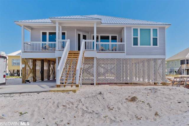 6105 S South Sea Circle, Gulf Shores, AL 36542 (MLS #290553) :: Elite Real Estate Solutions