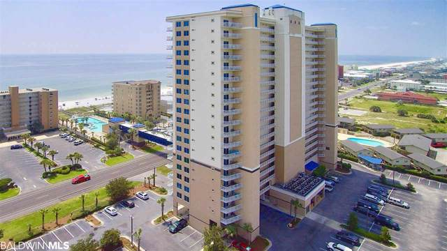 1010 W Beach Blvd #706, Gulf Shores, AL 36542 (MLS #290567) :: The Kathy Justice Team - Better Homes and Gardens Real Estate Main Street Properties