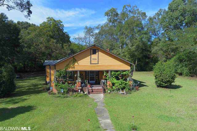 3551 Damascus Road, Brewton, AL 36426 (MLS #290587) :: Dodson Real Estate Group