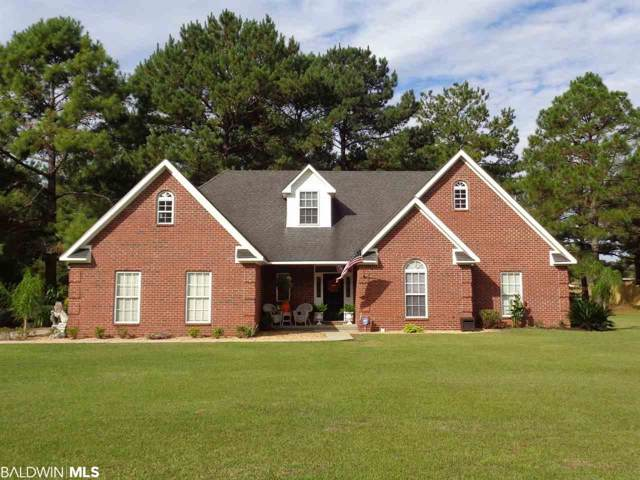 58 Edgewood Court, Atmore, AL 36502 (MLS #290621) :: Dodson Real Estate Group