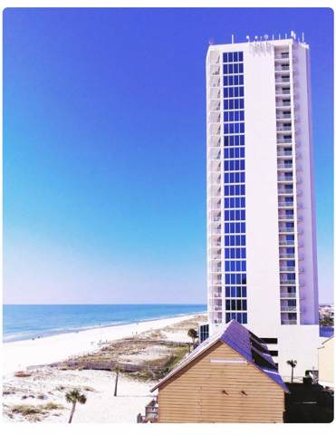 521 W Beach Blvd #2402, Gulf Shores, AL 36542 (MLS #290624) :: The Kathy Justice Team - Better Homes and Gardens Real Estate Main Street Properties