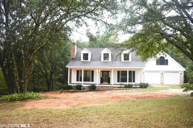 11800 Whitehouse Fork Road, Bay Minette, AL 36507 (MLS #290816) :: Gulf Coast Experts Real Estate Team