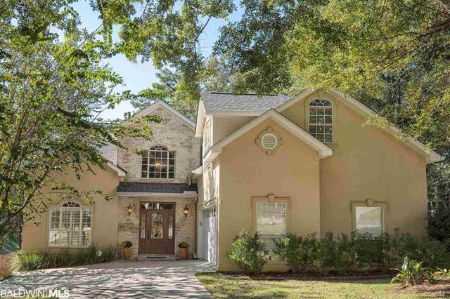 105 Clubhouse Drive, Fairhope, AL 36532 (MLS #290821) :: Elite Real Estate Solutions