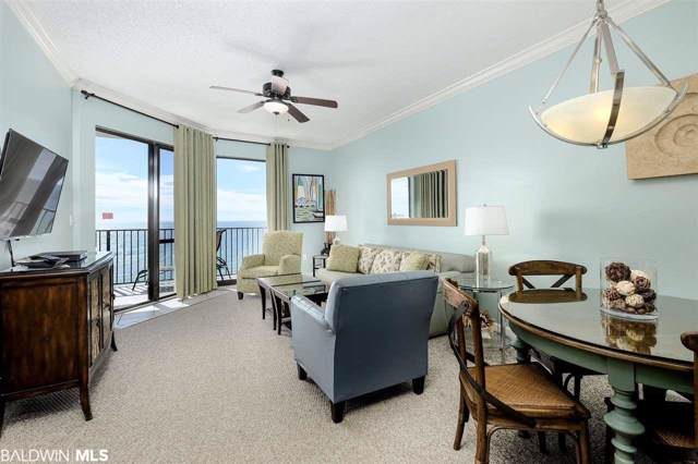 26802 Perdido Beach Blvd #1509, Orange Beach, AL 36561 (MLS #290939) :: Gulf Coast Experts Real Estate Team
