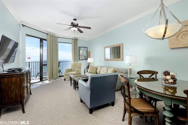 26802 Perdido Beach Blvd #1509, Orange Beach, AL 36561 (MLS #290939) :: The Kathy Justice Team - Better Homes and Gardens Real Estate Main Street Properties