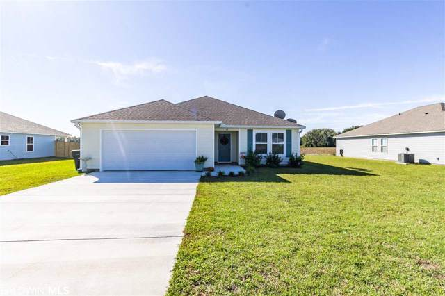 112 Plantation Circle, Summerdale, AL 36580 (MLS #290947) :: Elite Real Estate Solutions