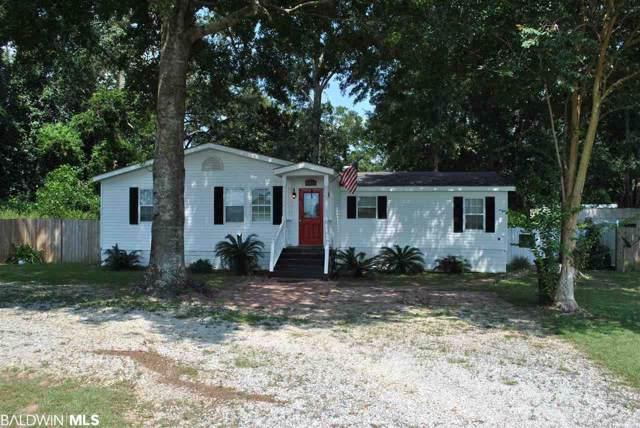 5329 Mcdonald Road, Theodore, AL 36582 (MLS #291024) :: Elite Real Estate Solutions
