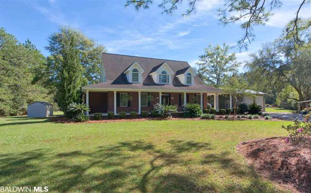 21650 Glass And Spivey Road, Robertsdale, AL 36567 (MLS #291056) :: Elite Real Estate Solutions