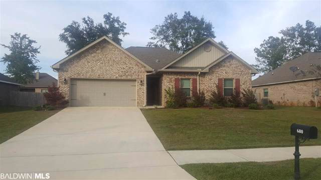 680 Whittington Ave, Fairhope, AL 36532 (MLS #291075) :: Elite Real Estate Solutions