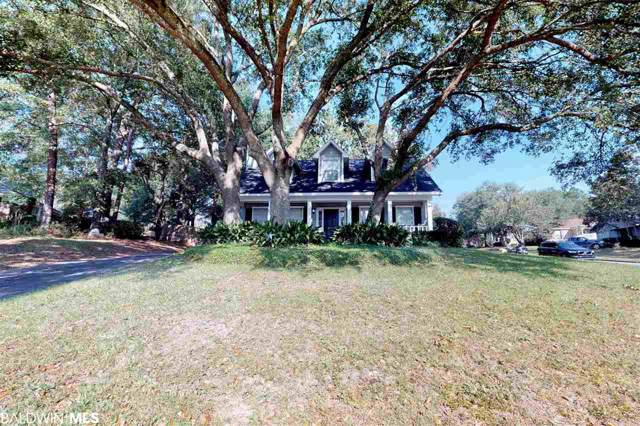 6316 Ironwood Court, Mobile, AL 36693 (MLS #291091) :: Coldwell Banker Coastal Realty
