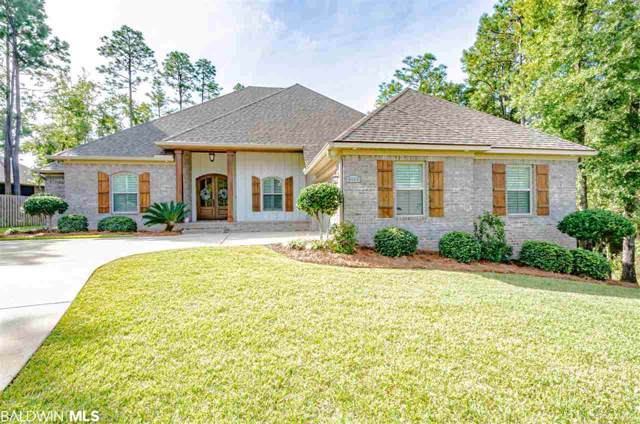 6666 Garrison Drive, Spanish Fort, AL 36527 (MLS #291144) :: Coldwell Banker Coastal Realty