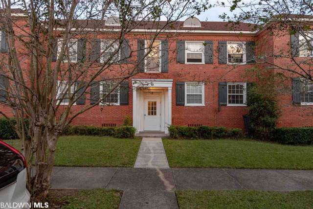 214 Upham St 10A, Mobile, AL 36607 (MLS #291153) :: Coldwell Banker Coastal Realty