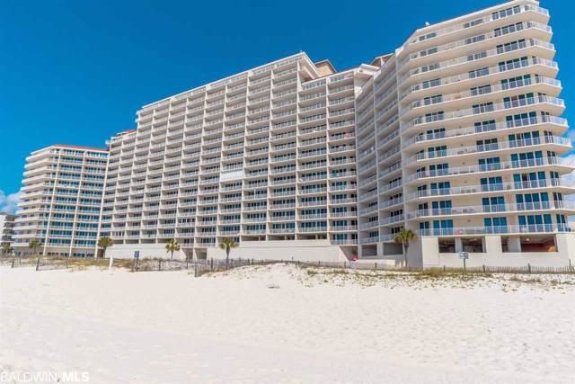 455 E Beach Blvd #1706, Gulf Shores, AL 36542 (MLS #291176) :: Alabama Coastal Living