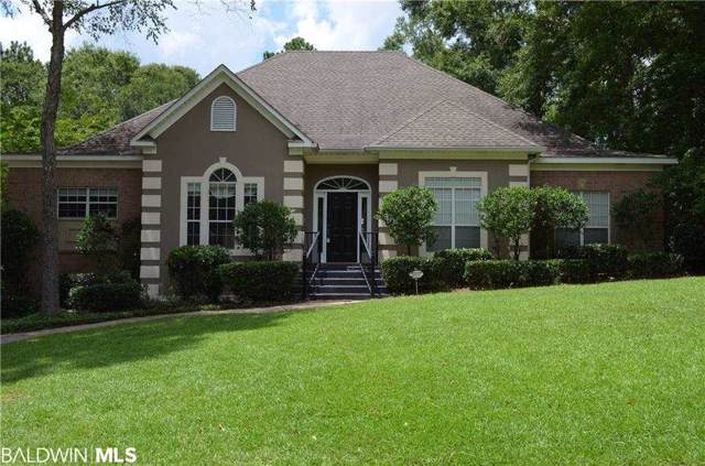 7530 Brockton Court, Mobile, AL 36695 (MLS #291185) :: Coldwell Banker Coastal Realty