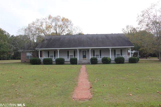 110 Harvest Lane, Monroeville, AL 36460 (MLS #291186) :: Elite Real Estate Solutions