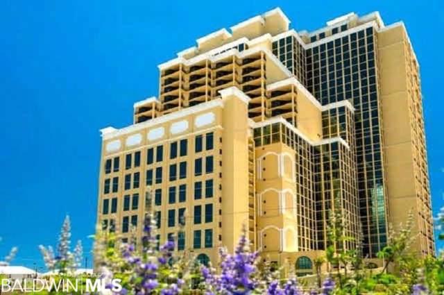 23450 Perdido Beach Blvd #1816, Orange Beach, AL 36561 (MLS #291188) :: Jason Will Real Estate