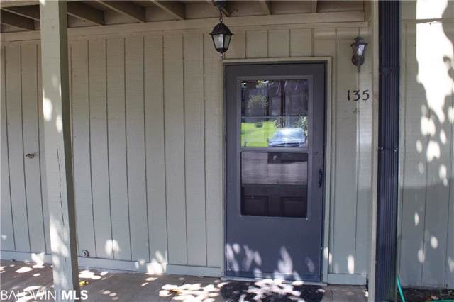 135 Riverbend Drive #135, Mobile, AL 36605 (MLS #291212) :: Elite Real Estate Solutions
