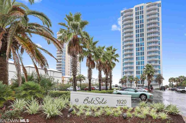 1920 W Beach Blvd #301, Gulf Shores, AL 36542 (MLS #291216) :: Gulf Coast Experts Real Estate Team