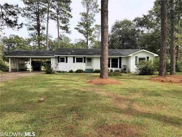 1210 Blackburn Avenue, Bay Minette, AL 36507 (MLS #291219) :: Elite Real Estate Solutions
