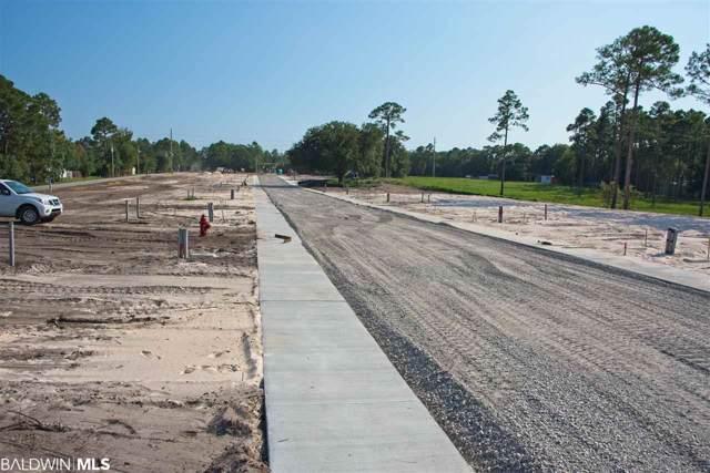 25473 Canal Road, Orange Beach, AL 36561 (MLS #291250) :: The Dodson Team