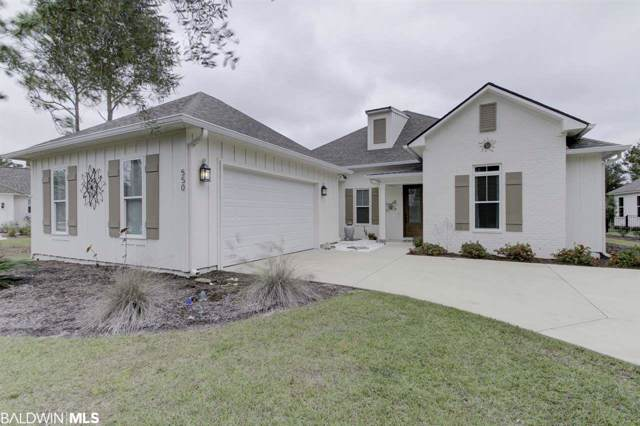550 Retreat Lane, Gulf Shores, AL 36542 (MLS #291275) :: Elite Real Estate Solutions