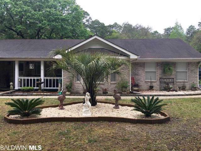 9195 Clarke Ridge Road, Foley, AL 36535 (MLS #291280) :: Gulf Coast Experts Real Estate Team