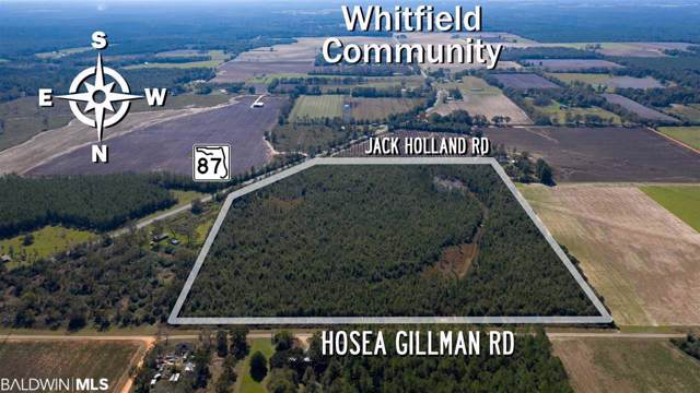 0 Hosea Gillman Rd, Milton, FL 32570 (MLS #291323) :: Dodson Real Estate Group