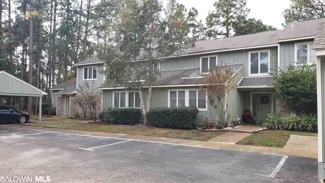 1701 Regency Road #122, Gulf Shores, AL 36542 (MLS #291341) :: Ashurst & Niemeyer Real Estate