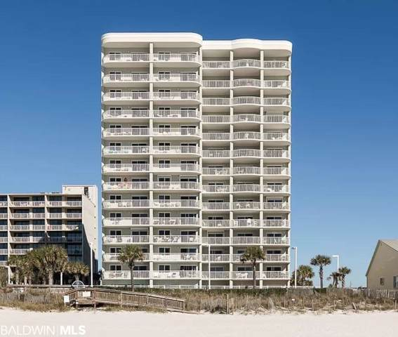 24568 Perdido Beach Blvd #1204, Orange Beach, AL 36561 (MLS #291348) :: Dodson Real Estate Group