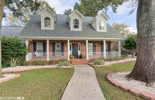 25478 Lakeland Drive, Loxley, AL 36551 (MLS #291366) :: Elite Real Estate Solutions