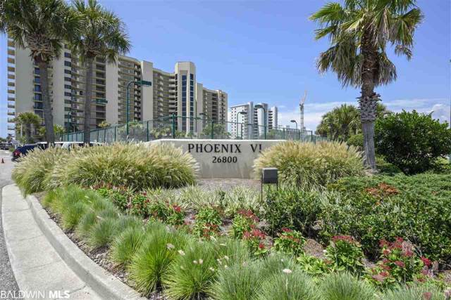 26800 Perdido Beach Blvd #515, Orange Beach, AL 36561 (MLS #291370) :: Dodson Real Estate Group