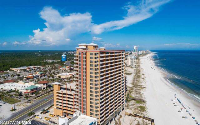 25494 Perdido Beach Blvd #1905, Orange Beach, AL 36561 (MLS #291394) :: Dodson Real Estate Group