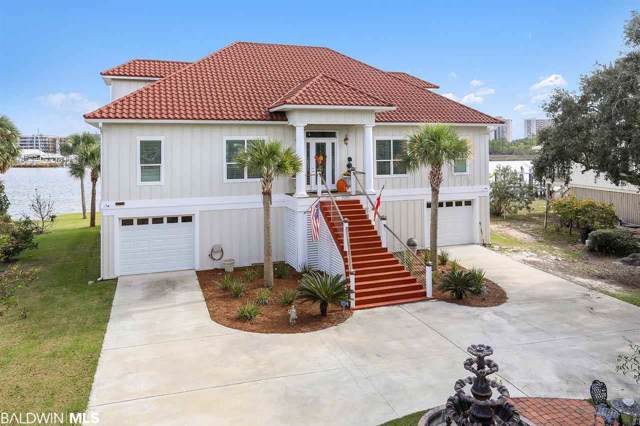 3774 Jubilee Point Rd, Orange Beach, AL 36561 (MLS #291400) :: Dodson Real Estate Group
