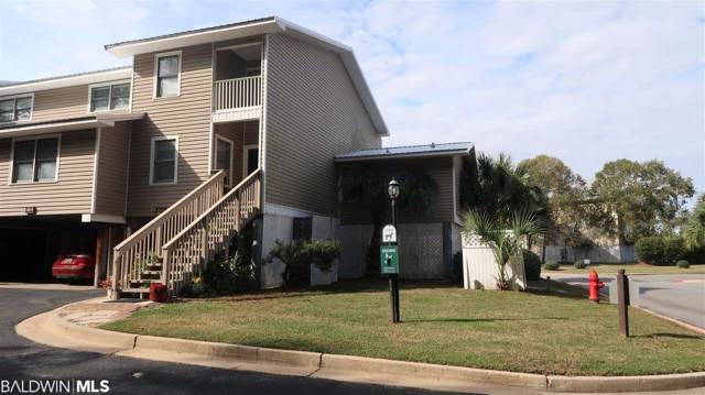 6 Yacht Club Drive #118, Daphne, AL 36526 (MLS #291401) :: Dodson Real Estate Group