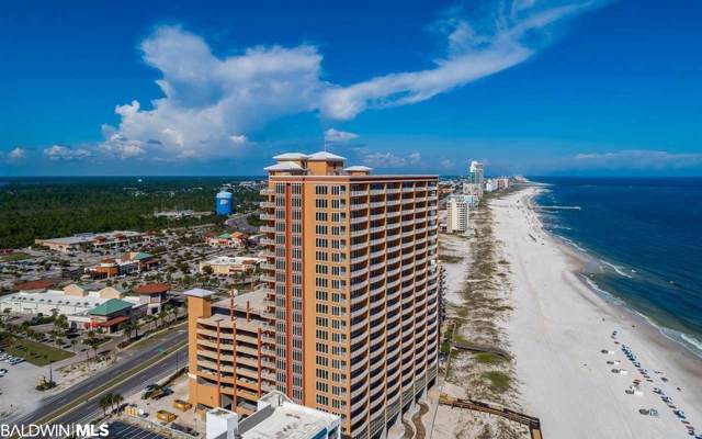 Perdido Beach Blvd #1701, Orange Beach, AL 36561 (MLS #291408) :: Dodson Real Estate Group