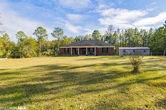 33477 Lee Road, Robertsdale, AL 36567 (MLS #291446) :: Coldwell Banker Coastal Realty
