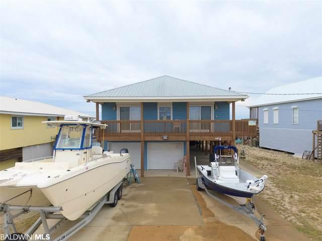 1812 Cadillac Avenue, Dauphin Island, AL 36528 (MLS #291454) :: Elite Real Estate Solutions