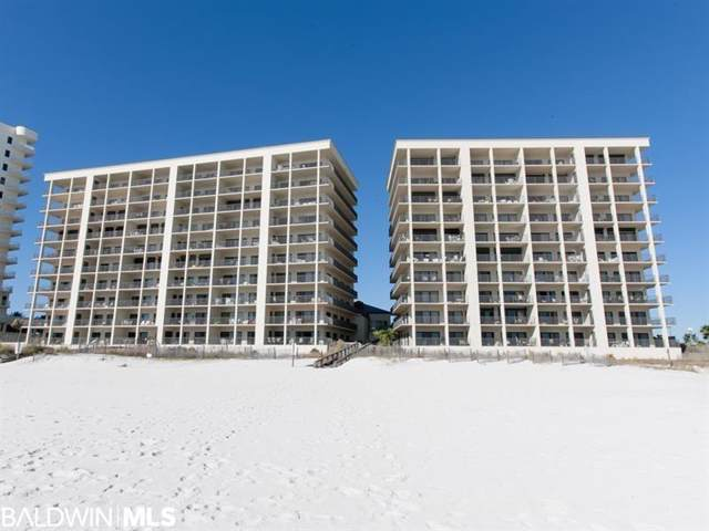 26266 Perdido Beach Blvd #703, Orange Beach, AL 36561 (MLS #291461) :: Jason Will Real Estate