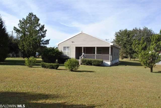 22845 Lanier Rd, Robertsdale, AL 36567 (MLS #291470) :: Elite Real Estate Solutions