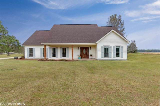 13348 Southworth Rd, Summerdale, AL 36580 (MLS #291485) :: Coldwell Banker Coastal Realty