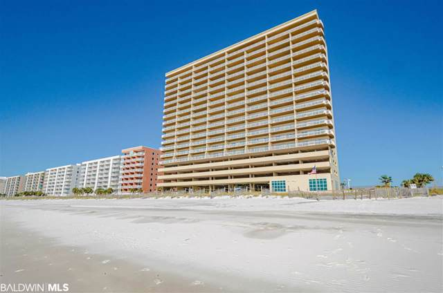 931 W Beach Blvd #701, Gulf Shores, AL 36542 (MLS #291503) :: Gulf Coast Experts Real Estate Team