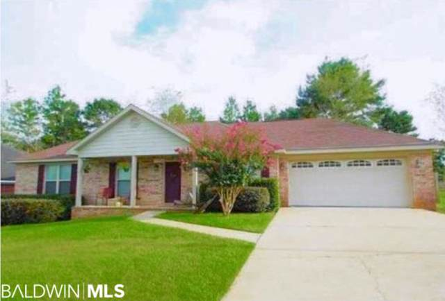 9445 Hunters Way Drive, Semmes, AL 36575 (MLS #291522) :: Ashurst & Niemeyer Real Estate