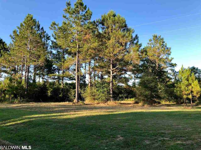 0 Cowpen Creek Road, Atmore, AL 36502 (MLS #291524) :: Ashurst & Niemeyer Real Estate