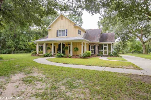 12101 Ben Hamilton Road, Grand Bay, AL 36541 (MLS #291578) :: Gulf Coast Experts Real Estate Team