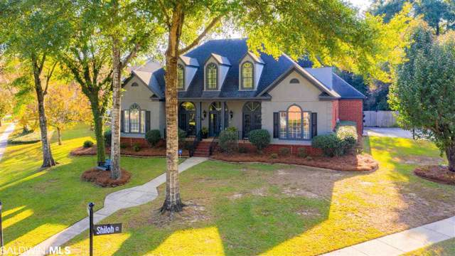 1137 Shiloh Court, Mobile, AL 36609 (MLS #291587) :: Ashurst & Niemeyer Real Estate