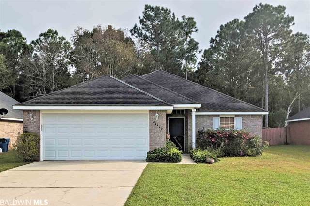 22410 Bobcat Lane, Orange Beach, AL 36561 (MLS #291594) :: Ashurst & Niemeyer Real Estate