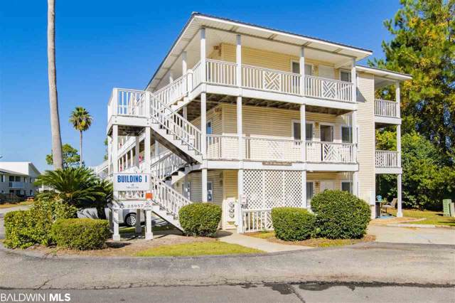 25957 Canal Road #106, Orange Beach, AL 36561 (MLS #291597) :: Elite Real Estate Solutions
