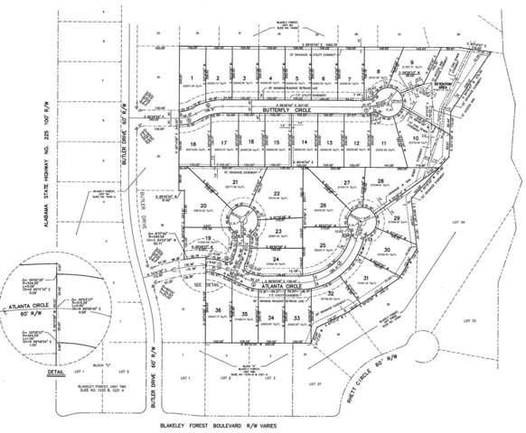 0 Atlanta Circle, Spanish Fort, AL 36527 (MLS #291634) :: Elite Real Estate Solutions
